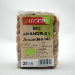 Hygiena Bio Amandelen 250 g