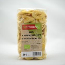 Hygiena Bio Bananenchips