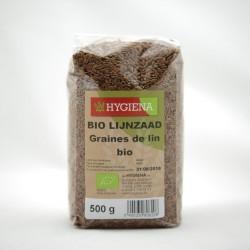 Hygiena Bio Lijnzaad