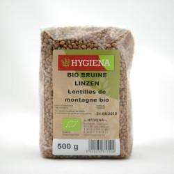 Hygiena Bio Bruine linzen